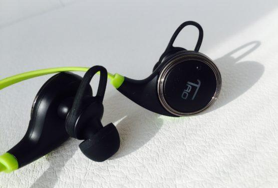 【Bluetoothイヤホン】今話題のQY8?TaoTronics TT-BH06 レビュー!