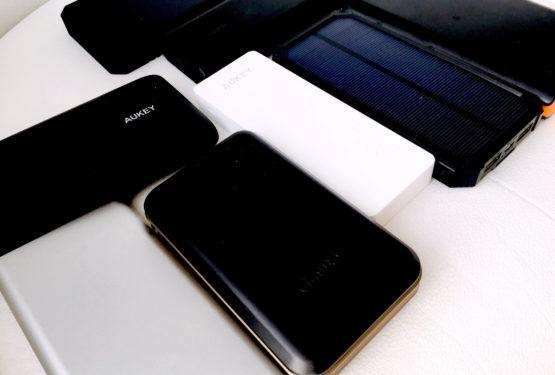 【モバイルバッテリー2016】人気8商品徹底比較!おすすめモバイルバッテリーはこれだ!