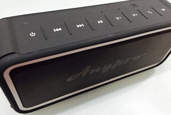 【Bluetooth防水防塵スピーカー】衝撃の低音!高性能コスパ最強 Anypro HFD-895!