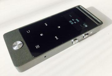 【激安MP3プレーヤー】高性能!高コスパ!AGPtEK M20 使用レビュー!