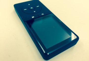 【激安MP3プレーヤー】超激安!最新機種!AGPtEK A20 比較レビュー!