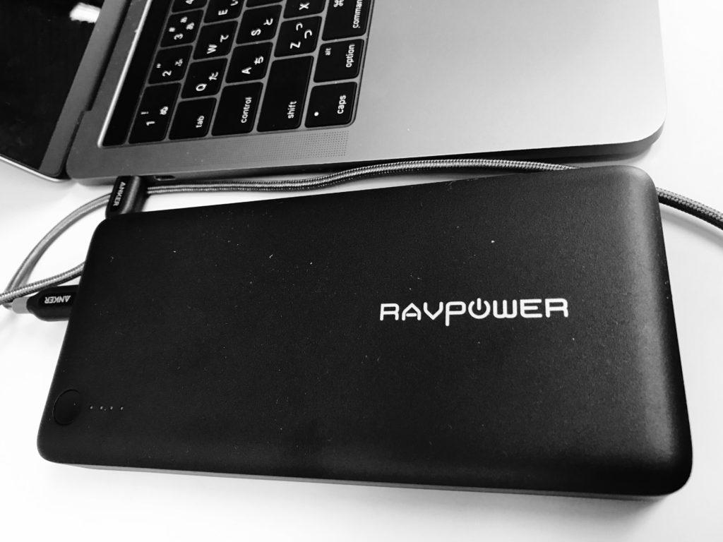 RAVPower Type-C 26800mA-2