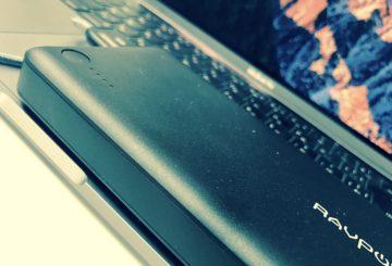【Mac】新型MacBookProを充電できる唯一のモバイルバッテリー! RAVPower Type-C 26800mA RP-PB058 !