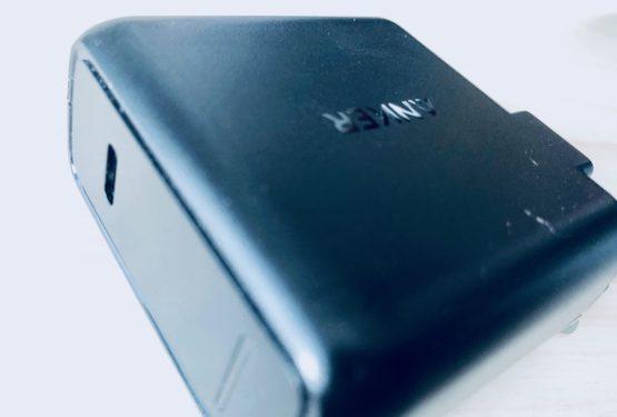 【大人気】Macの充電に使える?Anker PowerPort Speed 1 PD30 使用レビュー!