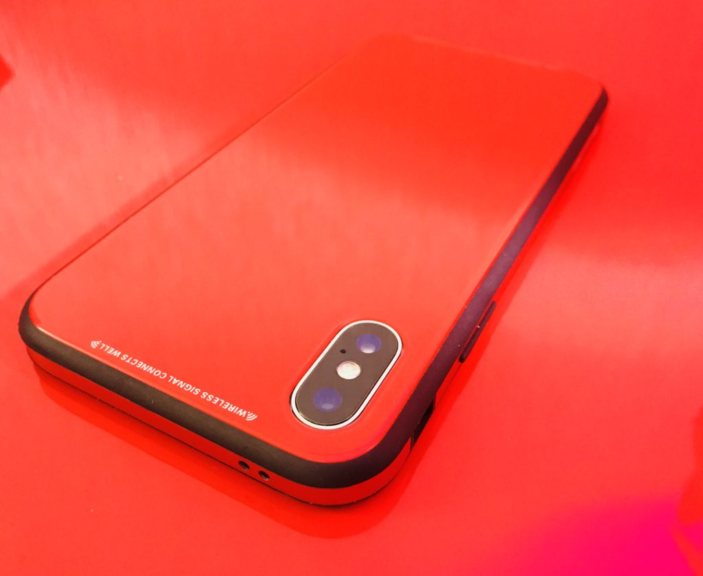Hybrid Case UNIO for iPhone X
