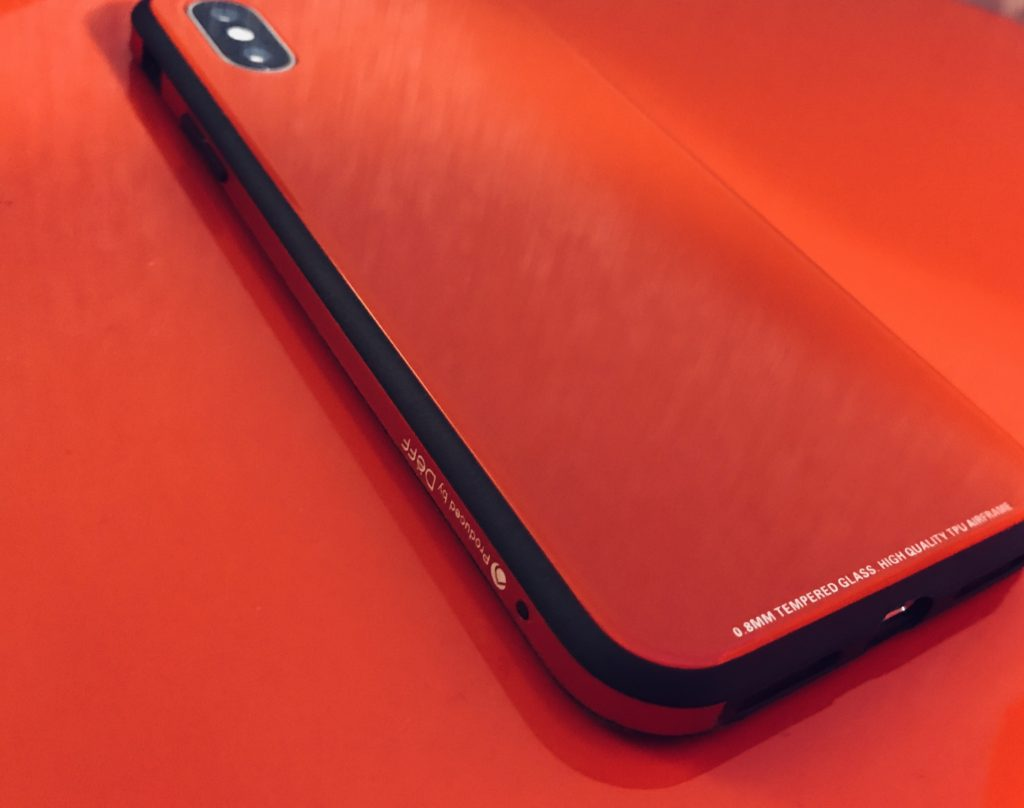 Hybrid Case UNIO for iPhone X-3
