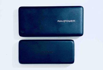 【レビュー】RAVPower RP-PB201!60Wで充電可能な最強モバイルバッテリー!