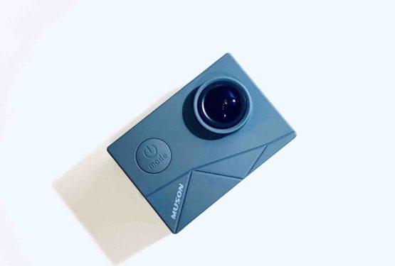 【人気アクションカメラ】MUSON MAX1 レビュー!売り切れ頻発の大人気アクションカメラ!