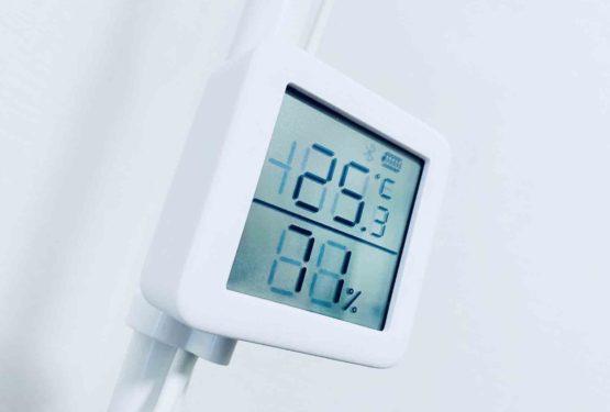 【レビュー】Switch Bot (スイッチボット) デジタル温湿度計レビュー!