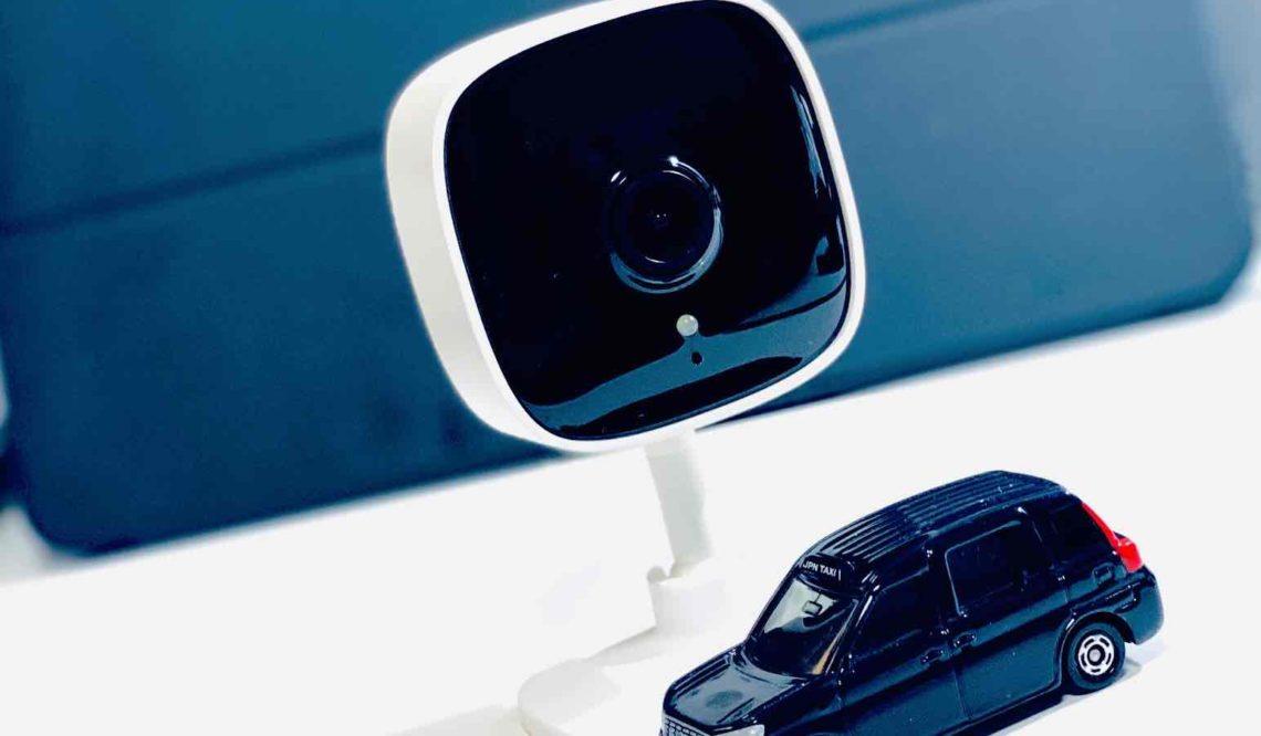 【70gのWiFiカメラ】 TP-Link Tapo C100 レビュー! おすすめネットワークカメラ!!