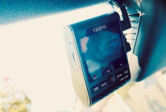 【4Kドラレコ】VIOFO A129 PRO DUO レビュー!4K+フルHDの前後2カメラおすすめドライブレコーダー!