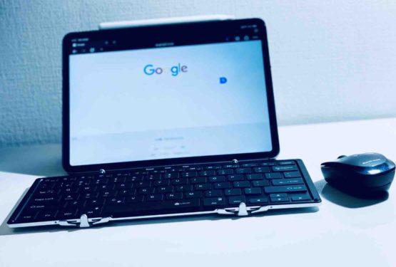 【激安&快適】Magic Keyboardよりも快適!iPadProキーボード&マウスのおすすめ!!