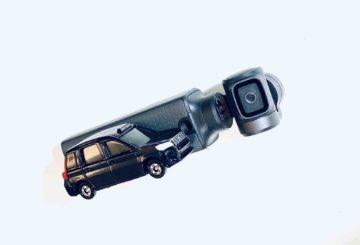 【レビュー】Xiaomiの電動3軸ジンバル4Kカメラ FIMI PALM レビュー!使い方は?
