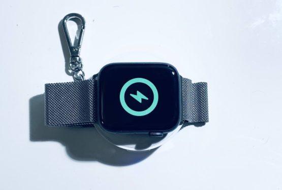 【人気No.1】CHOETECH Apple Watch ワイヤレス充電器 レビュー!!バッテリー内蔵AppleWatch 充電器!!