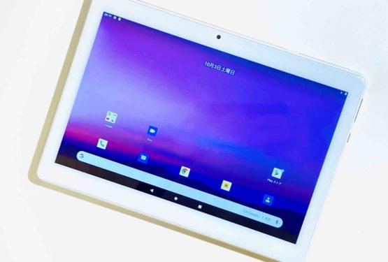【実機レビュー】BEISTA 4G LTE タブレット10インチ X104 タブレット レビュー!1万円台の格安LTE Androidタブレット!