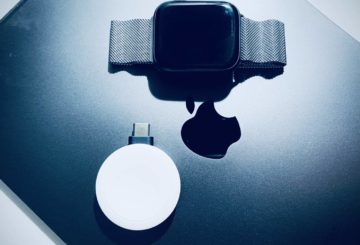 【実機レビュー】 Anker Portable Magnetic Charger for Apple Watch !待望の小型Apple Watch充電器!