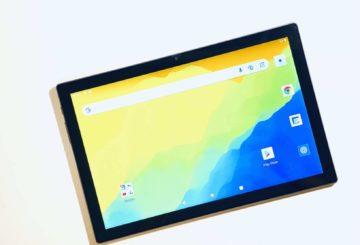【実機レビュー】Vastking Kingpad Z10 タブレット!最新Android11搭載の激安タブレット!