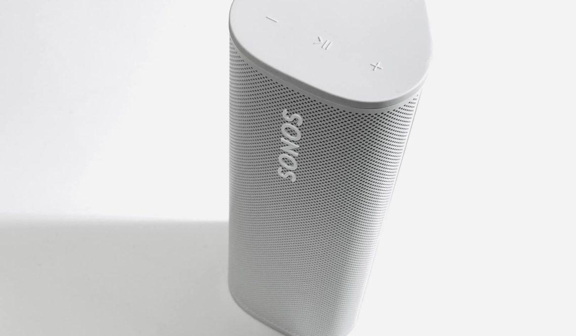 【国内版実機レビュー】 Sonos Roam(ソノス ローム) レビュー!技術革命の最新スピーカー!